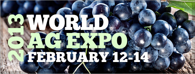 World Ag Expo 2013