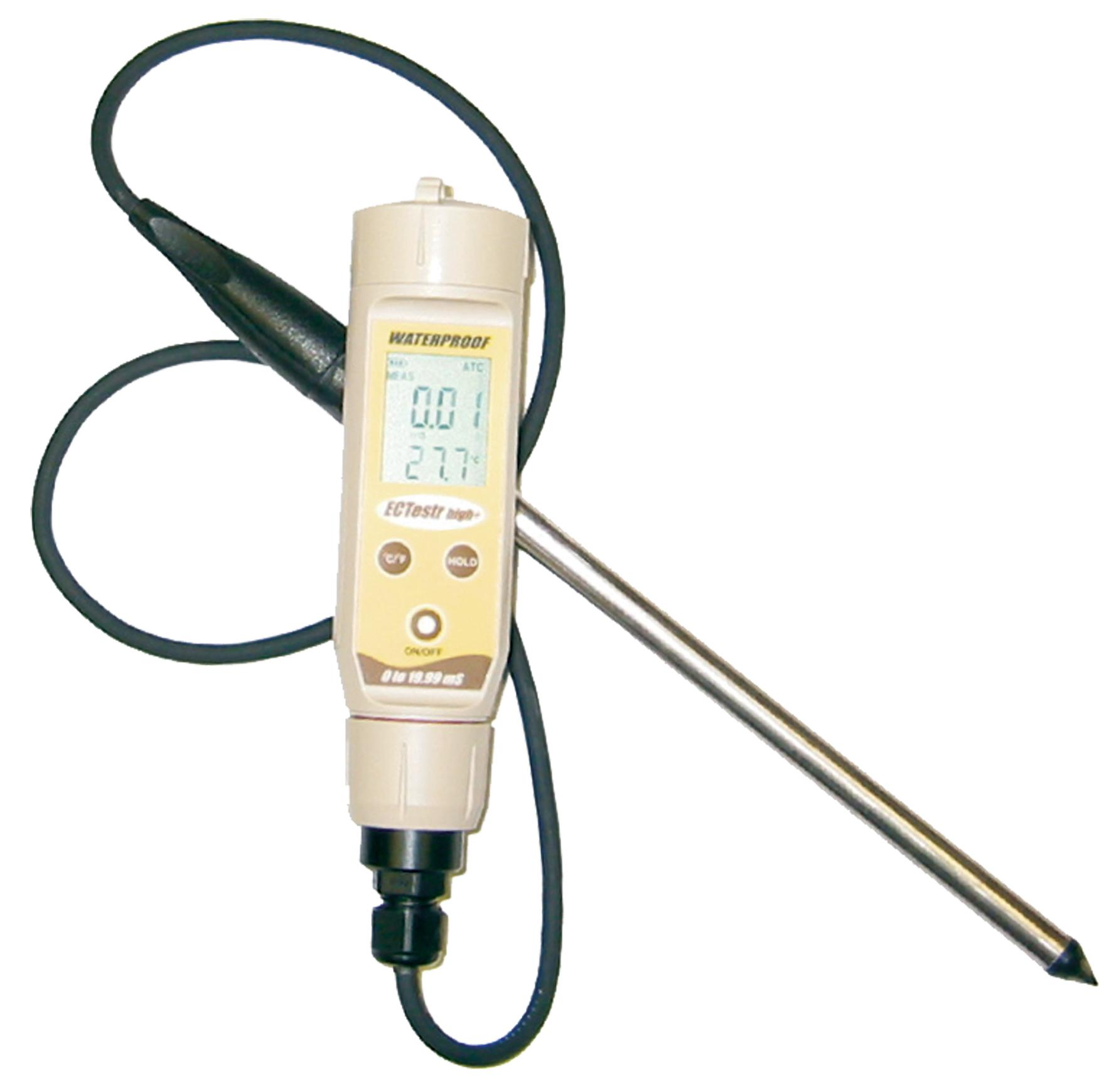 Electrical Conductivity Meter : Equipment