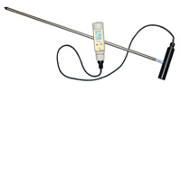 Soil Electrical Conductivity Meter (24 Inch Probe)