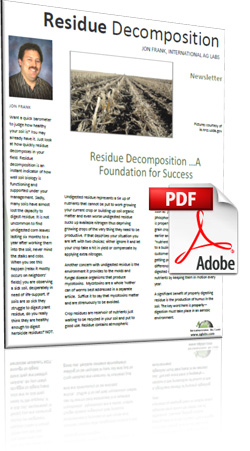 residue-decomposition-newsletter